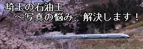埼玉の石油王~写真の悩み、解決します!